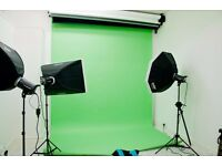 Photography Studio to hire in London for Video Photo Product and Wedding Photography