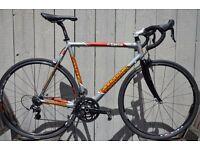 """Road Bike: Cannondale Saeco 6 - 58"""" Frame - 8.5Kg"""