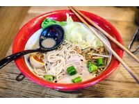 Ramen Bars - Bone Daddies - Kitchen Porter/assistant Needed!!!