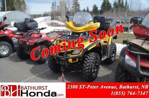 2010 Can-Am Outlander 650