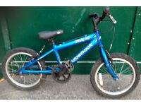 Ridgeback MX16 16 Girls Kids Bike (16 inch Wheel 5 6 7 years old boys)