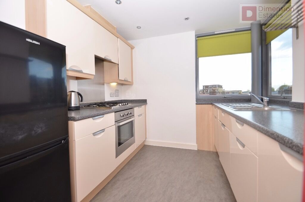 1 Bed + Study Room Flat With Private Balcony in Hackney, E5 - Available Now!!