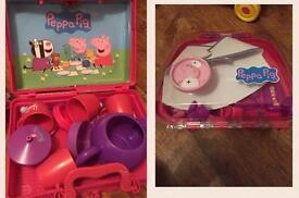 Girls peppa pig toys