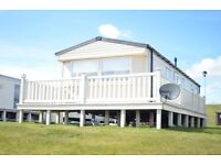 2 Bedroom Modern Caravan with Decking in Dumfries and Galloway-Scotland- Near Ayr-Carlisle-Glasgow