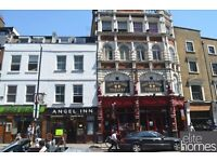 Central Location 1 Bedroom Top Floor Flat In Islington, EC1V, 2 Minute Walk to Angel Station