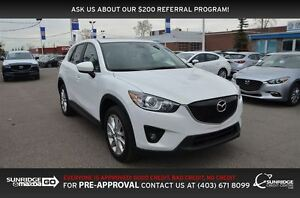 2014 Mazda CX-5 GT, AWD, LEATHER, HEATED SEATS, BACKUP CAM