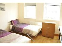 Single bed in 6 rooms flat at Chippenham rd Street in London - Room 5