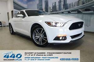2016 Ford Mustang Premium | CUIR, NAVIGATION, RADIO SHAKER