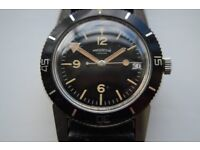 Winegartens Diver's manual wind mechanical wristwatch - Swiss - Vintage