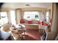 Reduced For Quick Sale Was £20126 Now £18595 at Southerness nr Dumfries Scotland Static Caravan