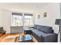 Nice big luxury studio no agency fees 1min from earls court station. Nice victorian style house.