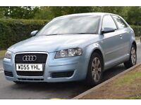 2006 Audi A3 TDi SE Coupe - Full Service history with leather interior