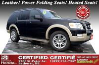 2010 Ford Explorer Eddie Bauer Sweet ride! Top of the line! Leat