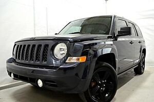 2015 JEEP PATRIOT 4WD ALTITUDE 4X4 AWD A/C BLUETOOTH MAGS NOIRS