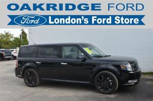 2017 Ford Flex ACCIDENT FREE, SPORT PACKAGE, HEATED PREMIUM LEAT
