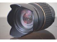 Tamron 18-200mm XR Di II LD Autofocus Macro Lens (Nikon Mount)