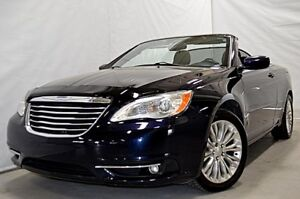 2011 CHRYSLER 200 TOURING CONVERTIBLE V6 DEMARREUR SIEGES CHAUFF