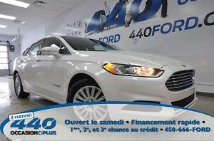 2014 Ford Fusion Hybride   * Navigation *