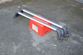 Roof Bars to fit Toyota Yaris 5 door 09 model