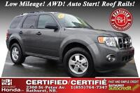 2012 Ford Escape XLT One-Owner! No Accident! Certified! Very Low