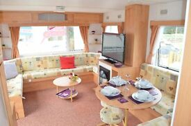 PRICED TO GO - FAMILY STARTER CARAVAN - SOUTHERNESS - UNBELIEVABLE SAVINGS-CALL NOW -DONT MISS OUT !