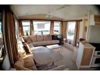 Caravan For Sale In Southerness - Dumfries and Galloway - Comes With Decking - Near Newcastle - Ayr