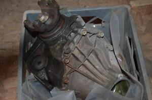 1999 front differential
