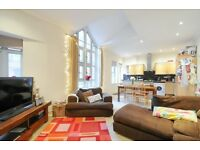 A three double bedroom spacious flat to rent on Dawes Road, SW6