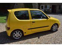 Mot'd til Feb '18 Fiat Seicento
