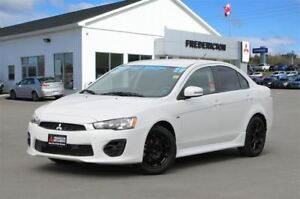 2017 Mitsubishi Lancer ES! HEATED SEATS! BACKUP CAM! WARRANTY UN