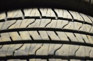 215 70 15 set of 4 tires, Goodyear