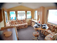 Stunning Starter Caravan for Sale-Cheap Bargain Priced Holiday Home-2 Bedroom-Low Priced Pitch Fees