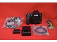 Nikon D810 Camera Body £1600