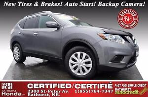 2014 Nissan Rogue S FWD Certified! New Tires & Brakes! Auto Star