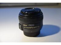 Nikon AF-S Nikkor 50mm f1.4