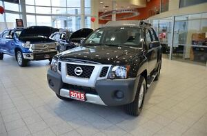 2015 Nissan Xterra S 4WD One Owner, Only 15900 kms