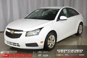 2014 CHEVROLET CRUZE LT - automatique