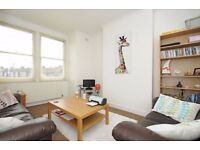 A spacious maisonette offering three bedrooms and a private garden, situated on Mellison Road.
