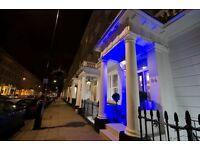 Night Receptionist 4* Hotel London Victoria