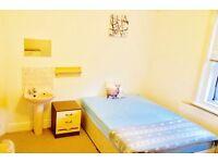 *** Single room (double size freshly painted) , garden, big kitchen ***