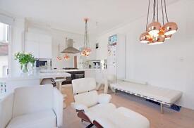 Room in huge super-modern professional house. Immediate occupancy. Short let poss. Jubilee 5 mins