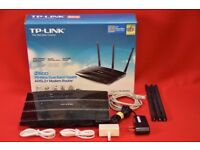 TP-Link N600 Dual-Band ASDL2+ Modem Router £15