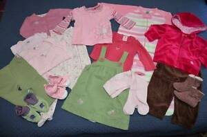 Baby Girls Clothing Bundle - 16 Pieces - size 0 Mount Barker Mount Barker Area Preview