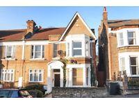 A Victorian split level maisonette to rent on Slaithwaite Road
