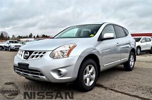 2013 Nissan Rogue Special Edition, Intelligent key, Sunroof