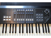 Keyboard MIDI Controller CME UF7 76 keys + USB MIDI Interface Semi-Weighted