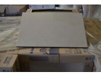 beige-cream 30x45cm wall and floor tiles joblot of 15m2