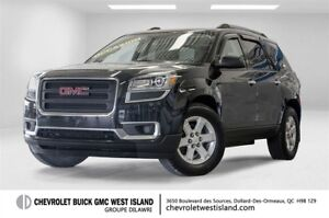 2014 GMC Acadia SLT**AWD** 7 passagers**syst. de divertissement*