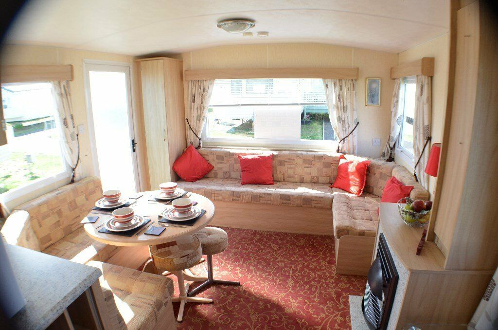 2 Bedroom Caravan For Sale Southerness Holiday Park Dumfries Scotland Near Cumbria
