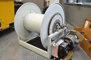 Reel with Motor